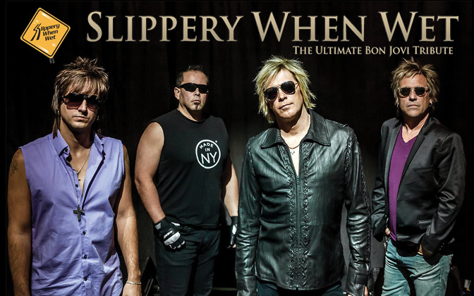 Slippery When Wet (Bon Jovi Tribute)